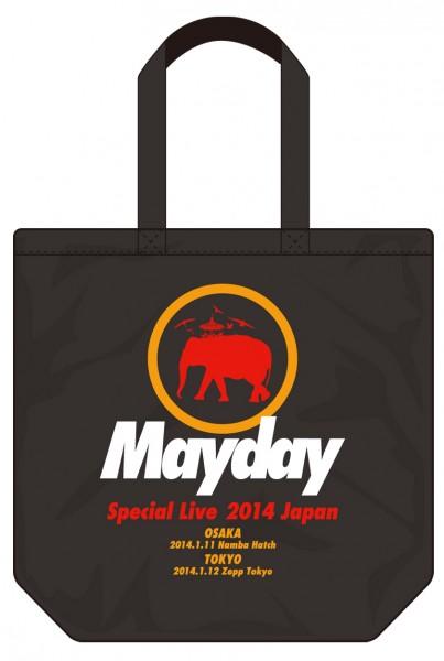 Mayday_トートバッグ